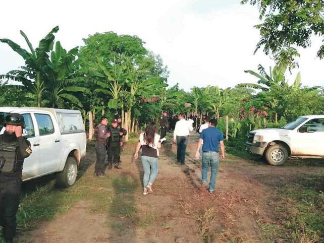 Recupera FGE otras 408 hectáreas invadidas