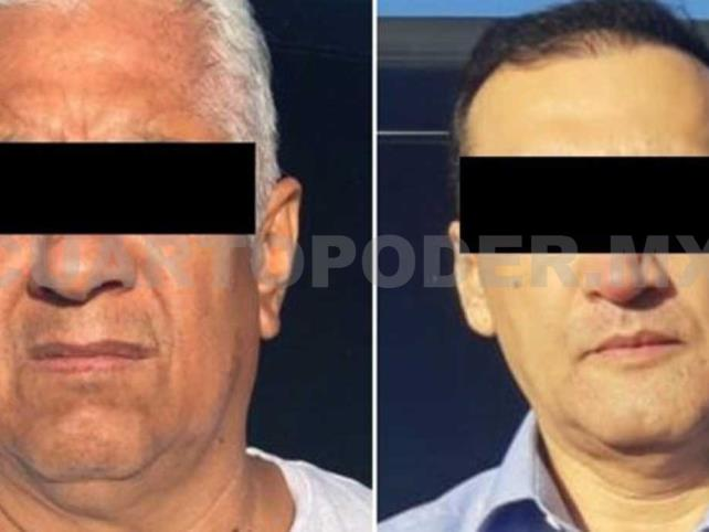Caen presuntos socios del abogado Juan Collado