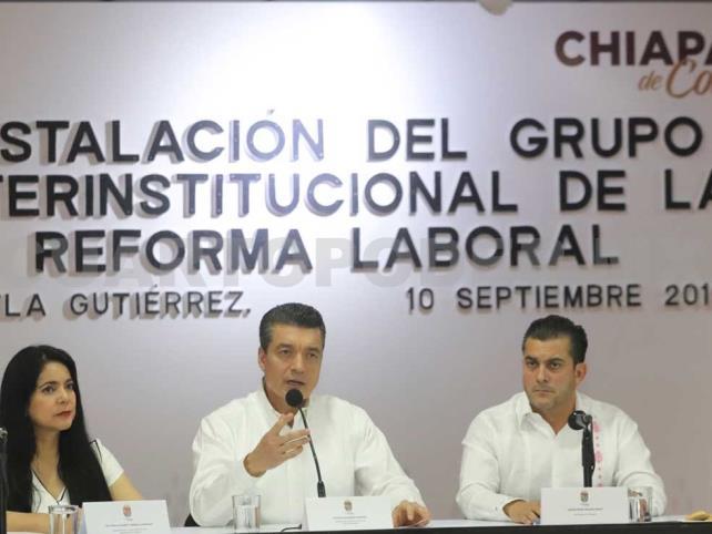 Instalan Grupo para implementar reforma