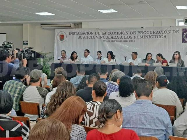 Registra Chiapas 139 muertes violentas y 56 feminicidios