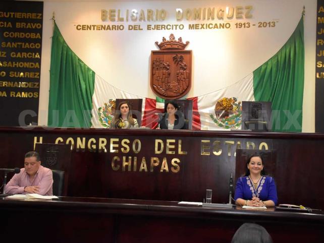 Formalizan Concejo Municipal en Chalchihuitán