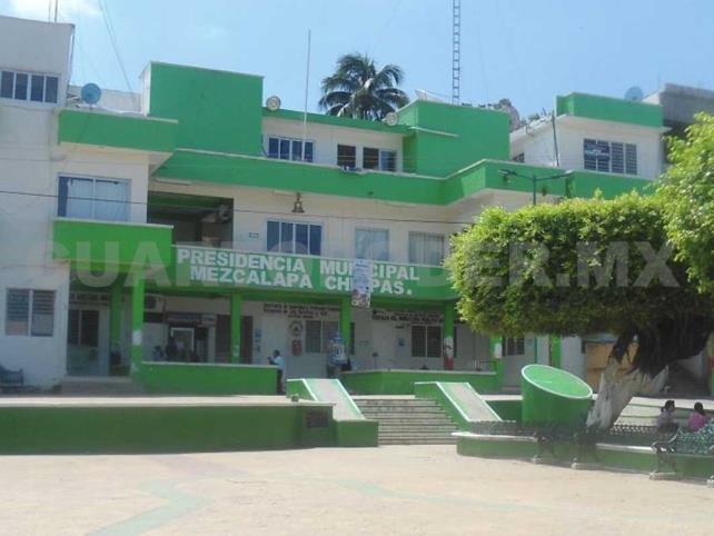 Suspende alcalde Grito en Mezcalapa