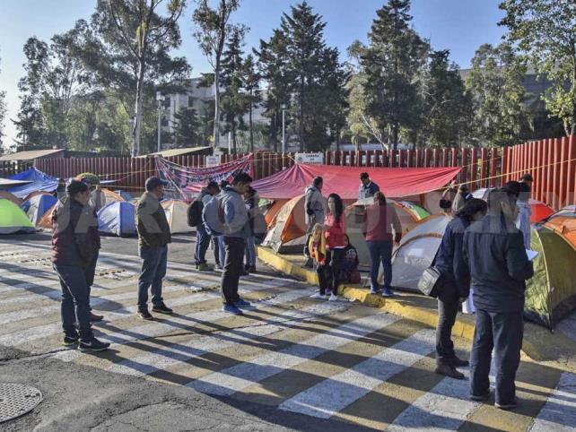 Piden evitar que CNTE bloqueé San Lázaro