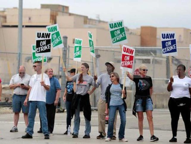 Pese a huelga de GM en EU, plantas en normalidad
