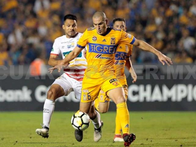 Tigres y Cruz Azul, por el título de la Leagues Cup
