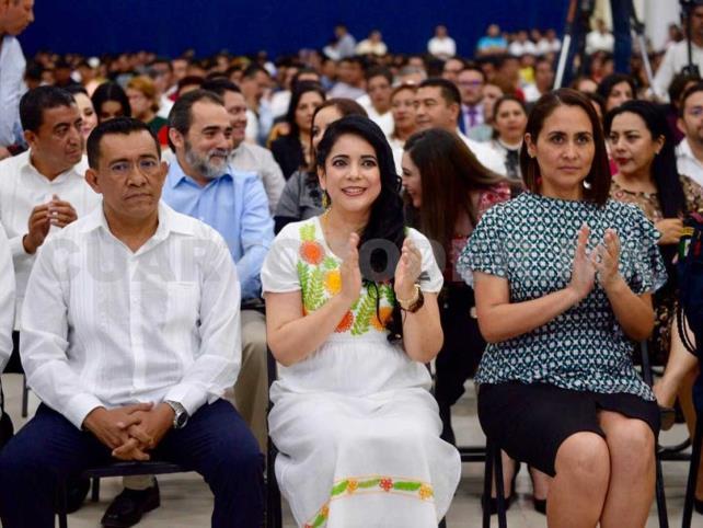 Bonilla, rinde informe de actividades legislativas