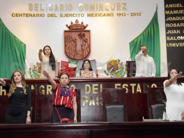 Bonilla Hidalgo repite en la Mesa Directiva