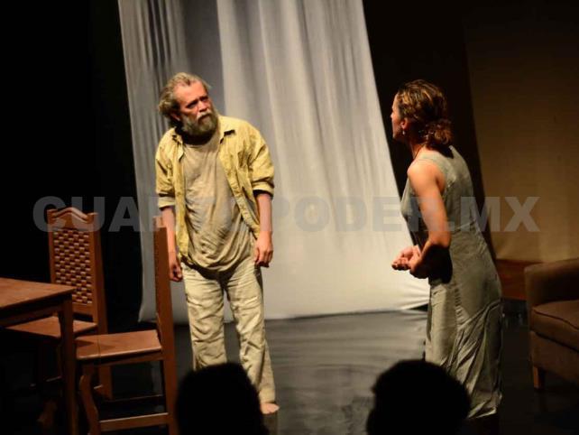 Expiación, presente en el Festival de Teatro Independiente