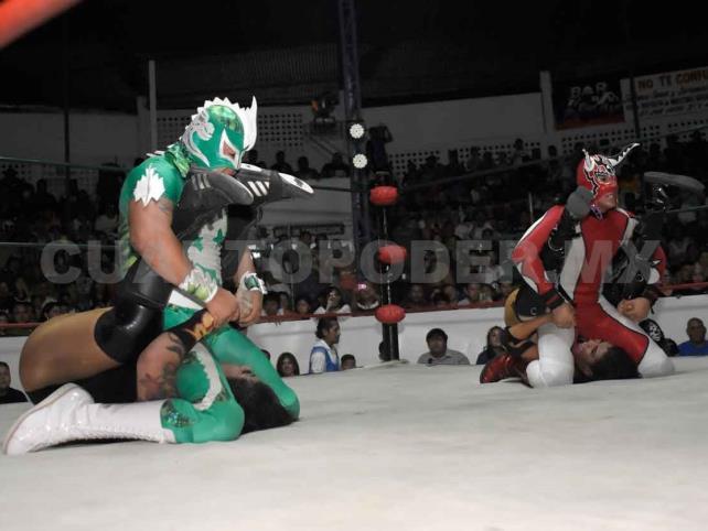 Turipache 2000 y Toro Rojo, los grandes vencedores