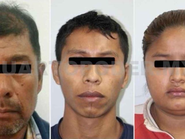 Sentencia de 25 años de prisión contra feminicidas