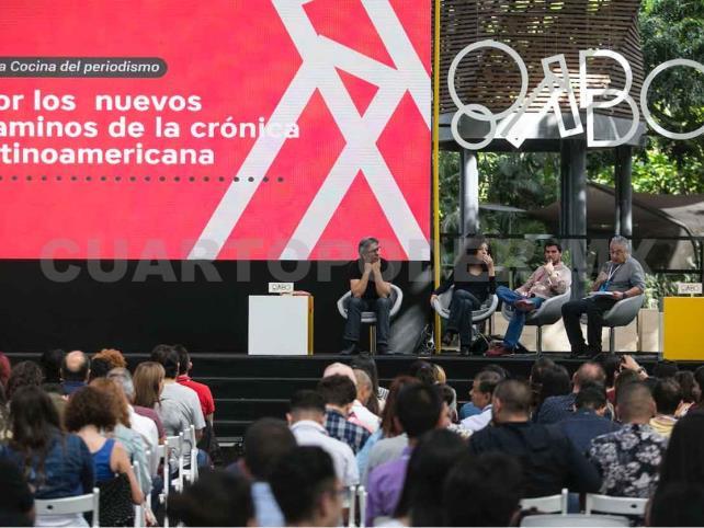 Las mujeres protagonizaron el Festival Gabo
