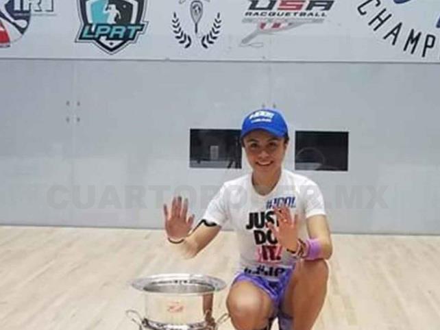 Longoria alcanza los 100 títulos profesionales