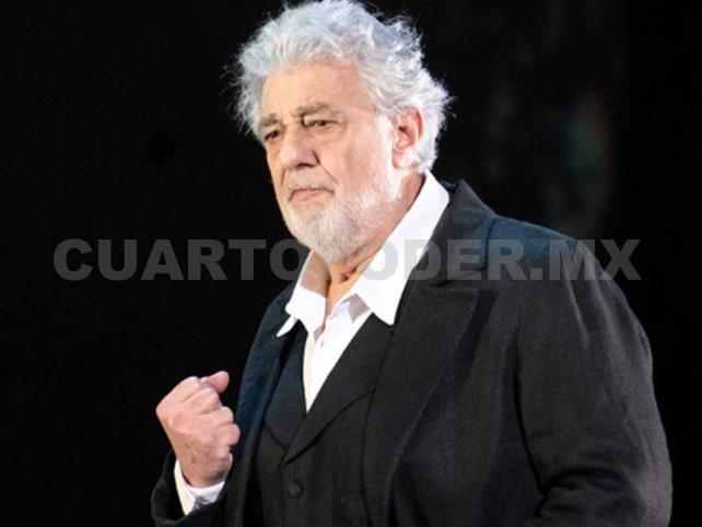 Plácido Domingo reaparece y anuncia concierto