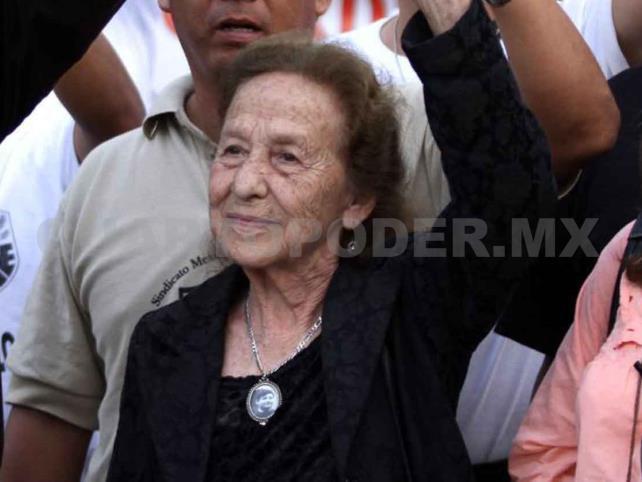 Rosario Ibarra recibirá medalla