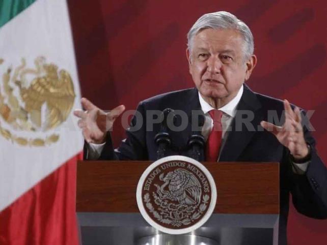 Para 2021 quedará listo Santa Lucía: AMLO