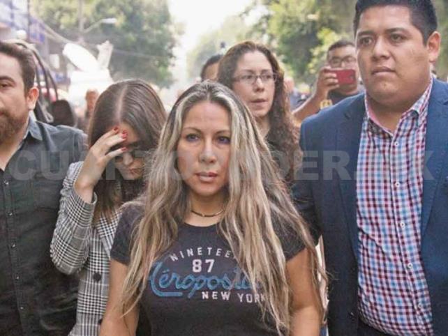 Miss Mónica seguirá en prisión