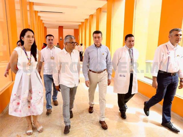 REC visita el CRIT-Chiapas