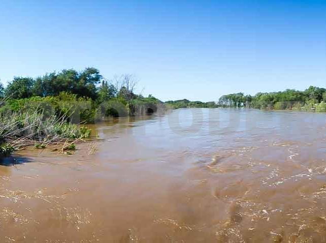 Se desbordan ríos Chalaquita y Chalaca
