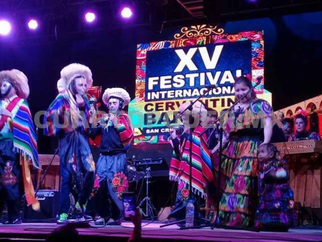Más de 300 artistas en el Festival Cervantino Barroco