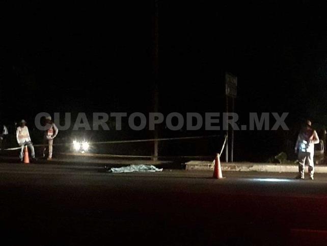 """Muere mujer arrollada por vehículo """"fantasma"""""""