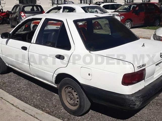 Chofer hurta y vende taxi donde laboraba