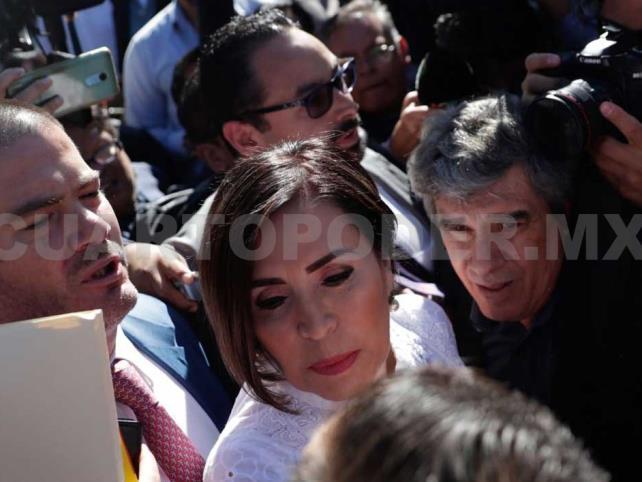 Revocan detención preventiva a Rosario Robles