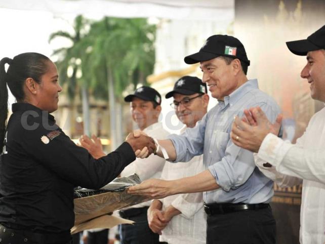 Chiapas, con menor tasa de delitos: REC