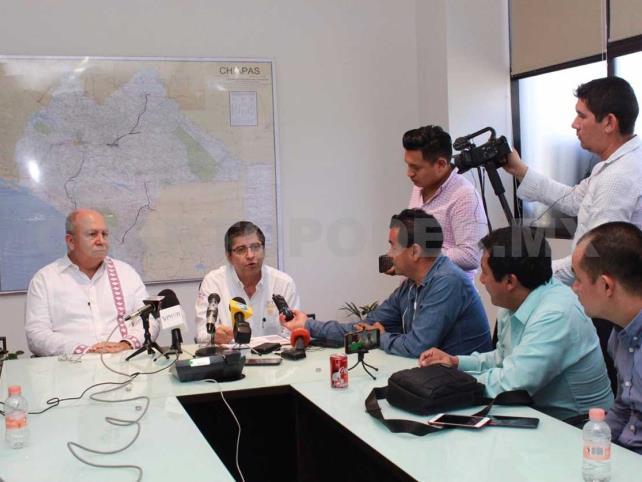 En año y dos meses listo el tramo Arriaga-Tapachula
