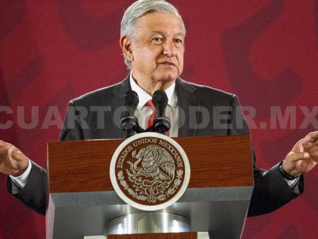 Ya no hay partido de Estado: López Obrador