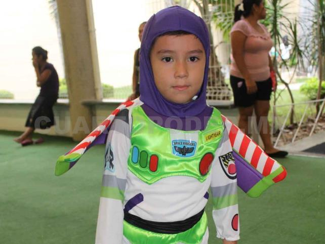 José Armando cumplió 5 años
