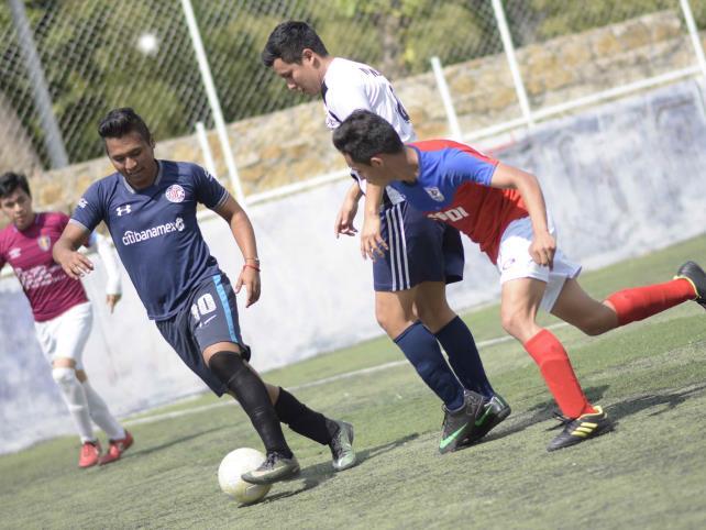 Vibrante jornada de goles en la Liga Bonampak