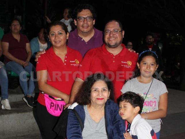 Clubes Rotarios de Chiapas