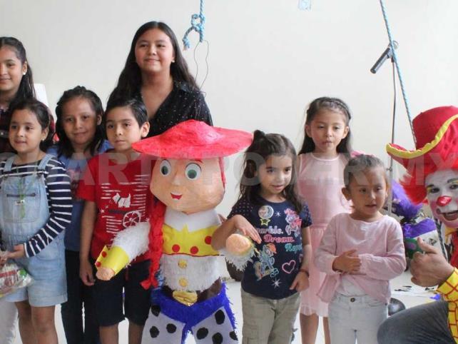 Arturo cumplió 8 añitos