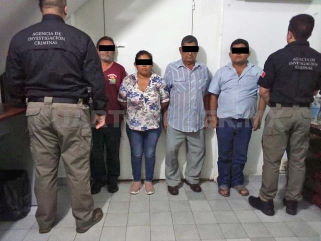 Cuatro detenidos por el delito a la biodiversidad