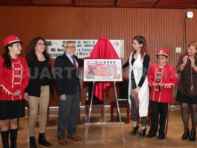 Conmemoran 195 aniversario de la Federación de Chiapas
