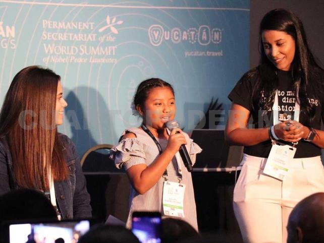 La mujer más poderosa de Chiapas tiene 9 años