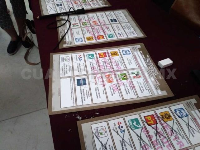 Chiapas, de las entidades con más votos nulos