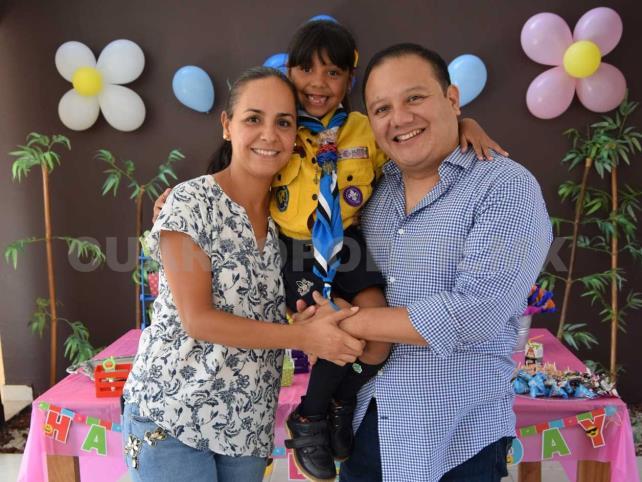 ¡Feliz cumpleaños, Mariana!