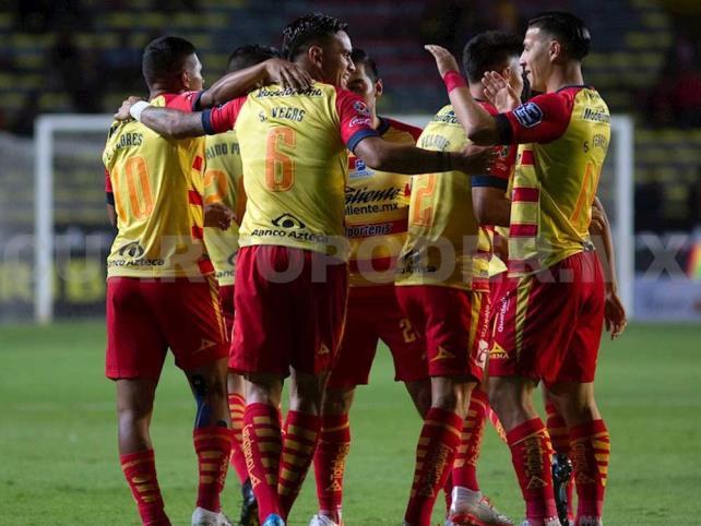 Morelia se impone y derrota a Puebla
