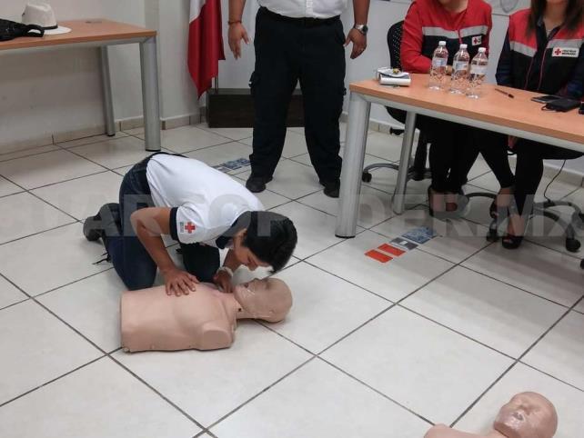 "Cruz Roja lanzan campaña ""Camino de Ayuda"""