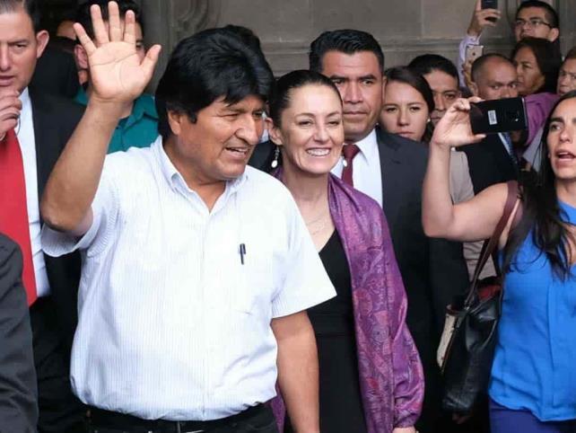 México, con política de dos caras