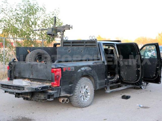 Suman 21 muertos por enfrentamientos