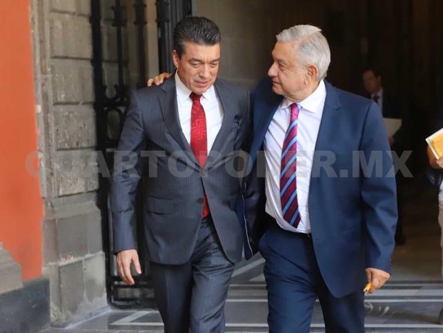 Con el presidente AMLO, justicia social es una realidad: REC