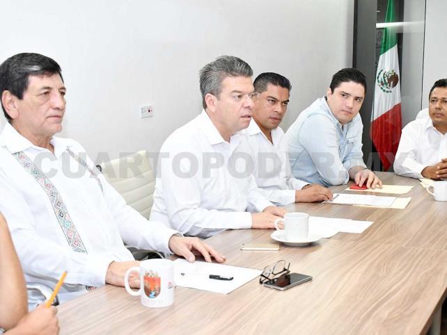 Exhortan a delegados de Gobierno a no caer en corrupción