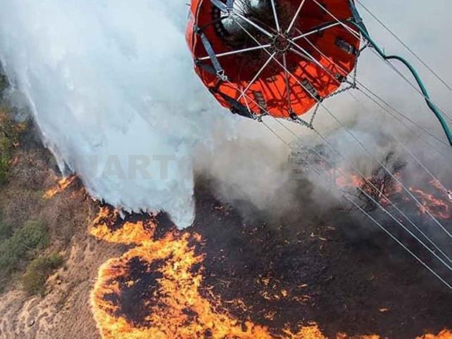 Chiapaneco gana concurso de fotografía de incendios