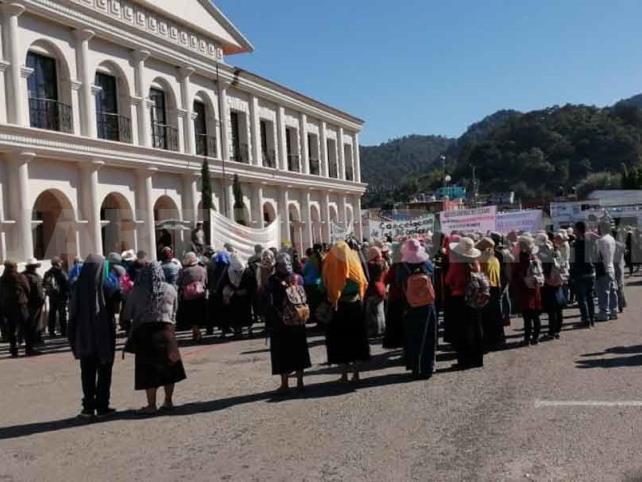 Demandan liberar a habitante de El Escalón