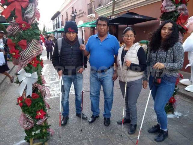 Personas con discapacidad exigen inclusión y respeto