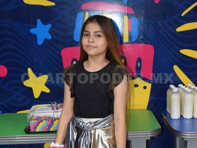 Ana Sofía, 11 años