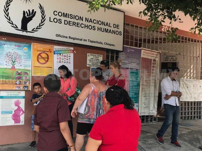 Piden medidas precautorias para migrantes