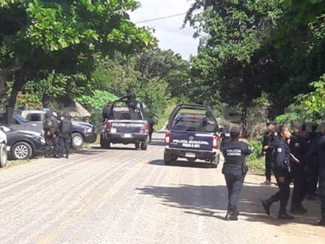 Continúan asaltos en el tramo SCLC-Palenque
